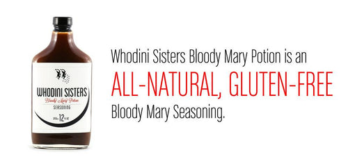 Whodini Sisters Bloody Mary Habanero Potion