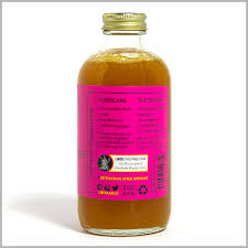 Liber & Co. Passion Fruit Syrup