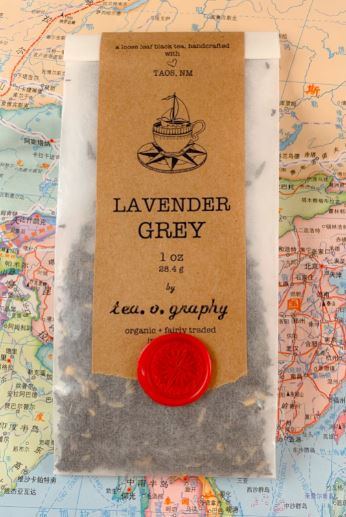 Lavender Grey Tea