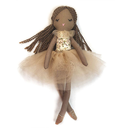 Scented Heirloom Doll - Cookie