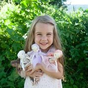 Scented Heirloom Doll - Lavender