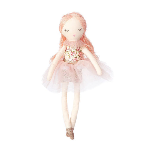 Scented Heirloom Doll - Rose