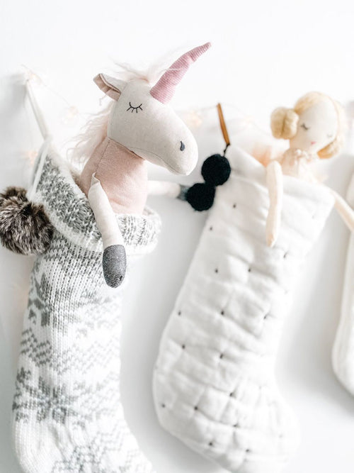 Talda Magical Unicorn Heirloom Doll