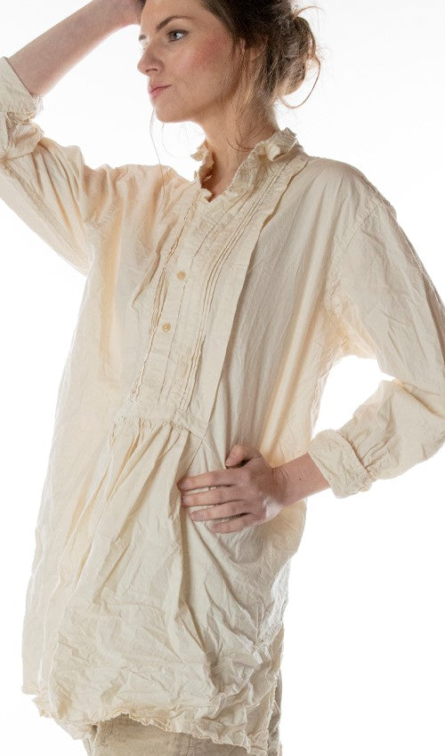 Magnolia Pearl, Cordelia Night Shirt 779 in Natural
