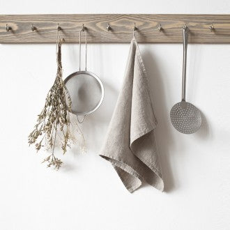 Natural Linen Kitchen Towel - Ettiene Market