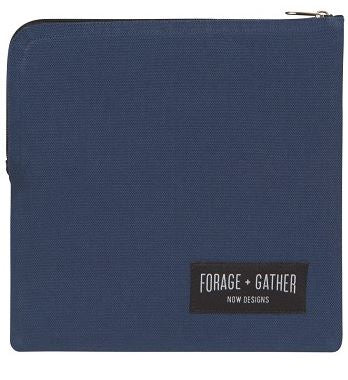 Reusable Forage and Gather Sandwich Bag - Blue