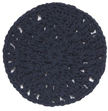 Knotted Trivet - Midnight