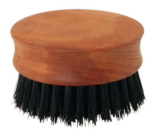 Pearwood Beard Brush- Wild Boar Bristle