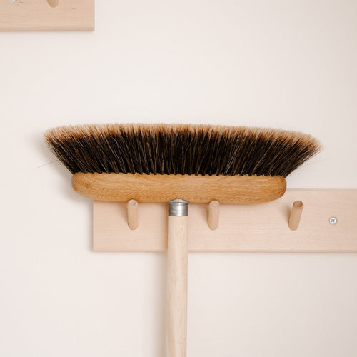 Indoor Horsehair Broom