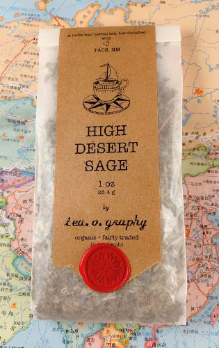 High Desert Sage Tea