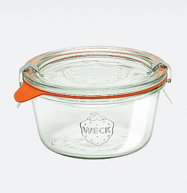 Weck 740 1/5L Short Mold Jar