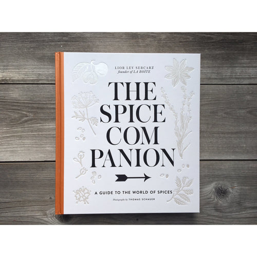 Cookbook - La Boite's The Spice Companion - Ettiene Market