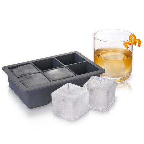 Ice Cube Tray - Silicone- Large