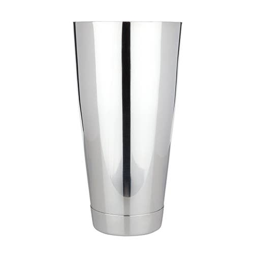 Cocktail Shaker Tin-Stainless Steel, Large