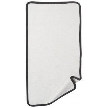 White Oven Towel