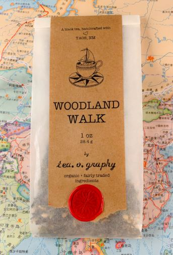 Woodland Walk Tea