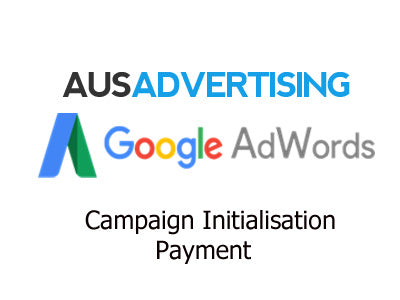 AusAdvertising Adwords Campaign Payment