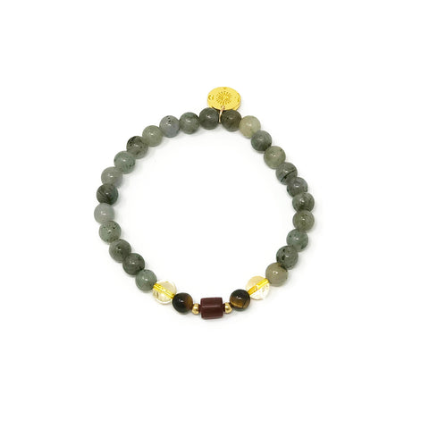 Intention: To see Clear with Balance Bracelet