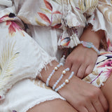 Intention: TO SEE CLEAR with Intuition Bracelet