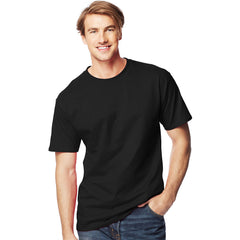 Men's Beefy-T Tall T-Shirt|Size LT|Color Black