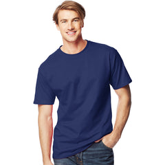 Men's Beefy-T Tall T-Shirt|Size LT|Color Navy