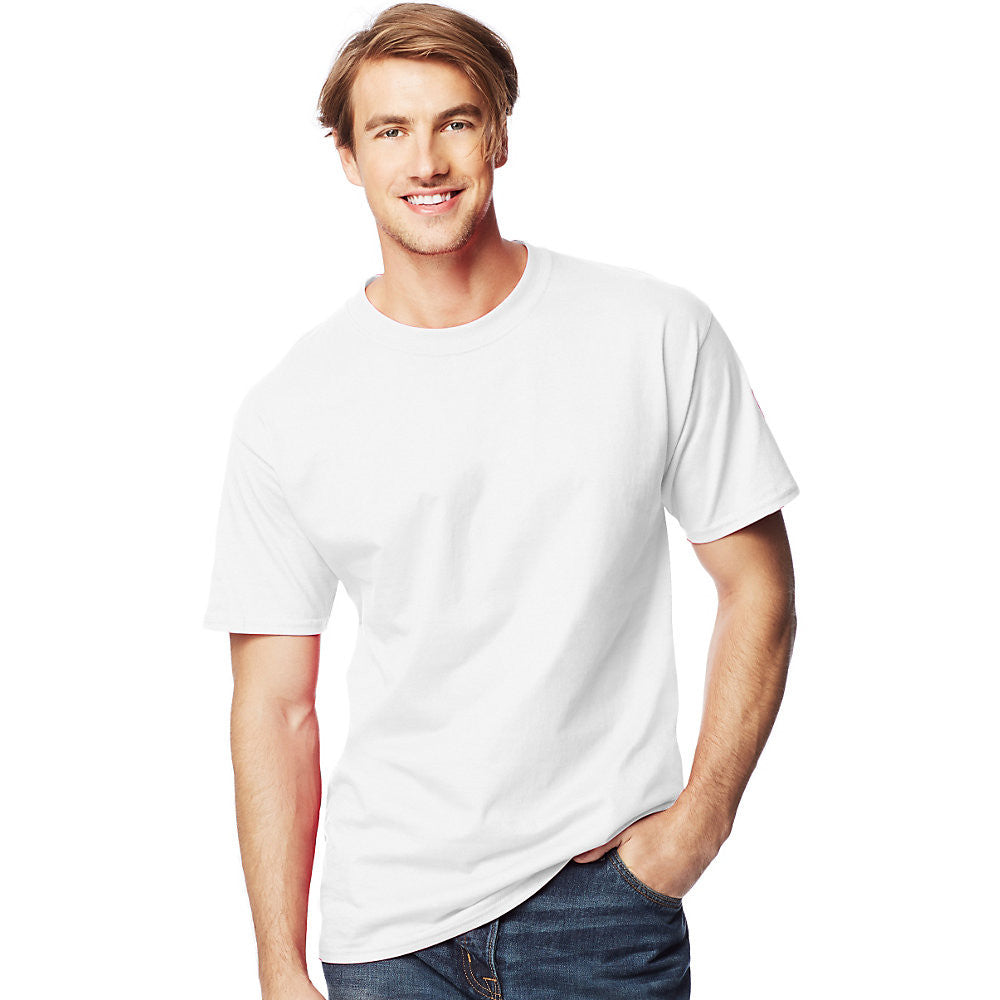 Men's Beefy-T Tall T-Shirt|Size LT|Color White