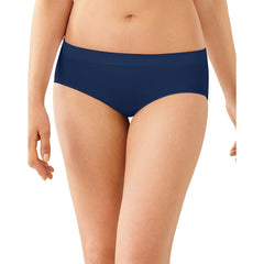 Bali Passion For Comfort Stretch Hipster Panty|Size 6|Color In The Navy
