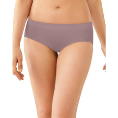 Bali Passion For Comfort Stretch Hipster Panty|Size 6|Color Warm Steel