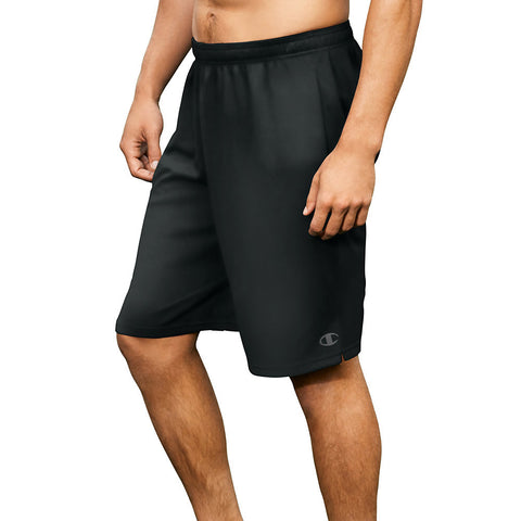 Champion Men's Core Training Shorts|Size S|Color Black