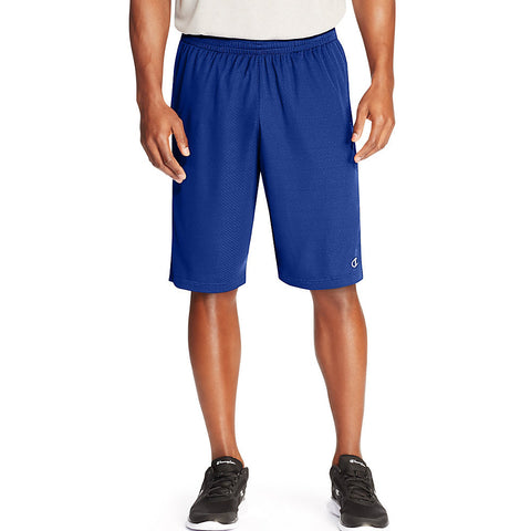Champion Men's Core Basketball Shorts 1|Size S|Color Surf the Web