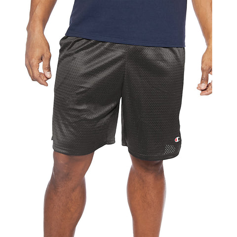 Champion Big & Tall Men's Mesh Shorts|Size 3XL|Color Stormy Night