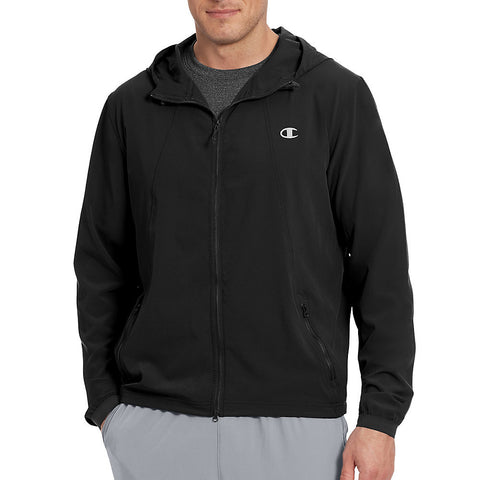 Champion Men's 365 Jacket|Size S|Color Black