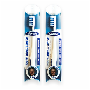 GenesisBrush Toothbrush - (2 Pack)