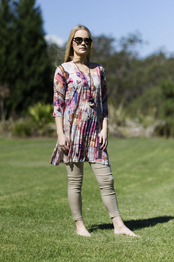 TUNIC 17140175 - 2 Prints available