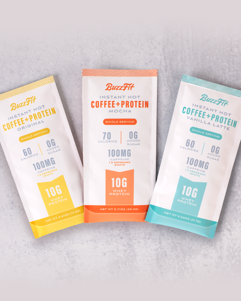 Variety Sample Pack: Single Serve (3 Pack)