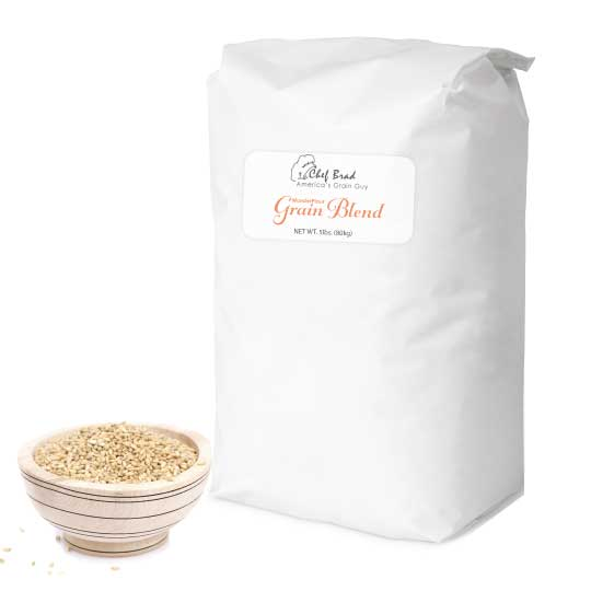 WonderFlour - WHOLE GRAIN BLEND