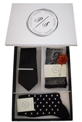 The Black Tie Box Set