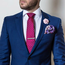 Four Way Silk Pocket Square