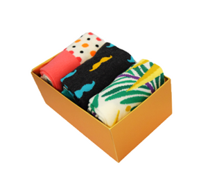 3 Pack Funky Socks (Turquoise)
