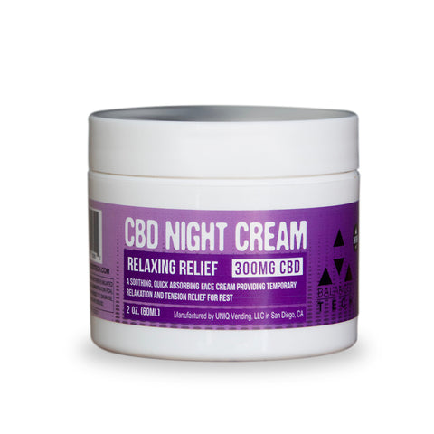 CBD Night Cream