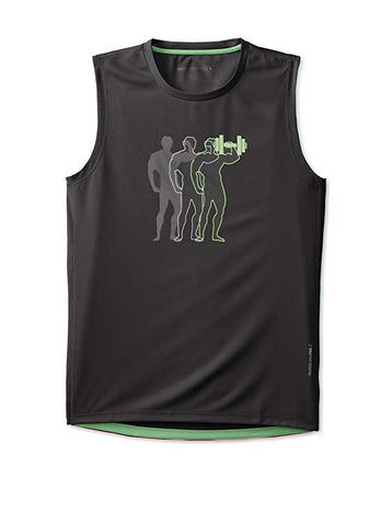 Men's Graphic Muscle Tee