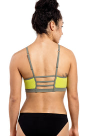 Balanced Tech Multi-way Bra Safety Yellow
