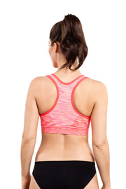 Balanced Tech High Impact Sport Bra Sherbet