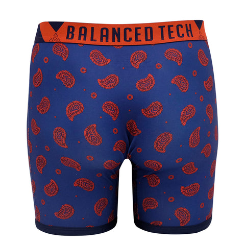BALANCED TECH BANDANA PERFORMANCE BOXER BRIEF