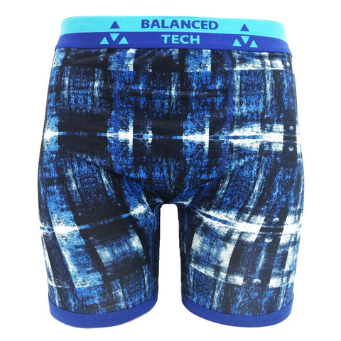 BALANCED TECH PRINTED PERFORMANCE BOXER BRIEF