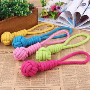 Cotton Rope Knot