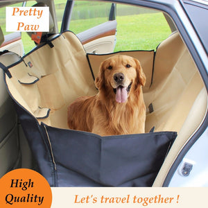 Large Breed Zipper Hammock For Vehicles