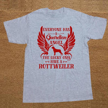 My Guardian Angel Is A Rottweiler T Shirt