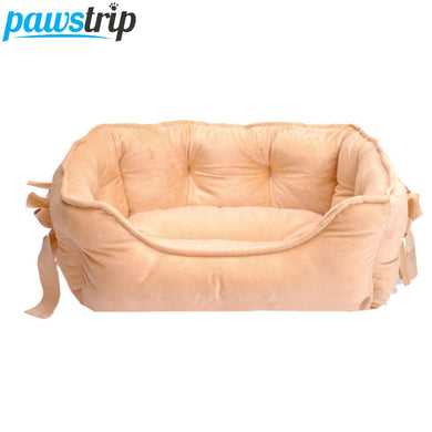 Buttons and Bows Princess Dog Bed