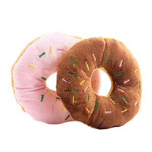 Donut Dog Toy